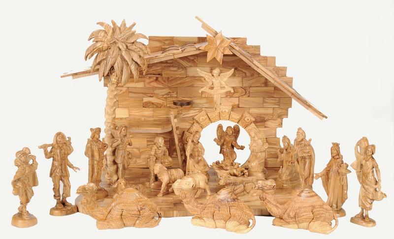 1000 And Up Nativity Sets Holy Land Treasures Usa 1000